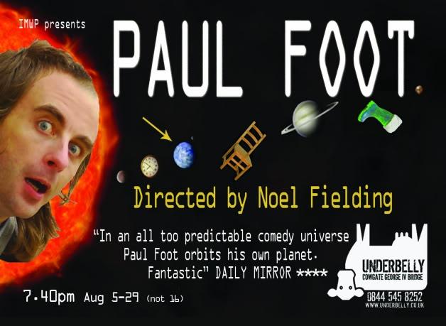 © Paul Foot