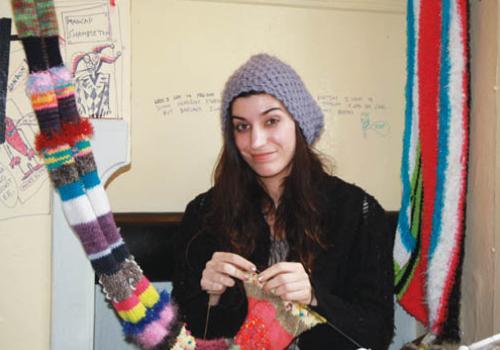 Diva Zappa Knitted Dress : Image gallery diva zappa