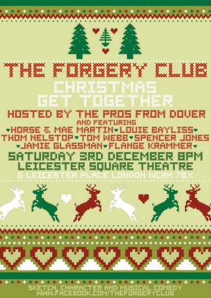 © The Forgery Club