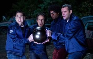 DF-11652_11673R : Jonah Hill, Ben Stiller, Richard Ayoade and Vince Vaughn star in Neighborhood Watch.