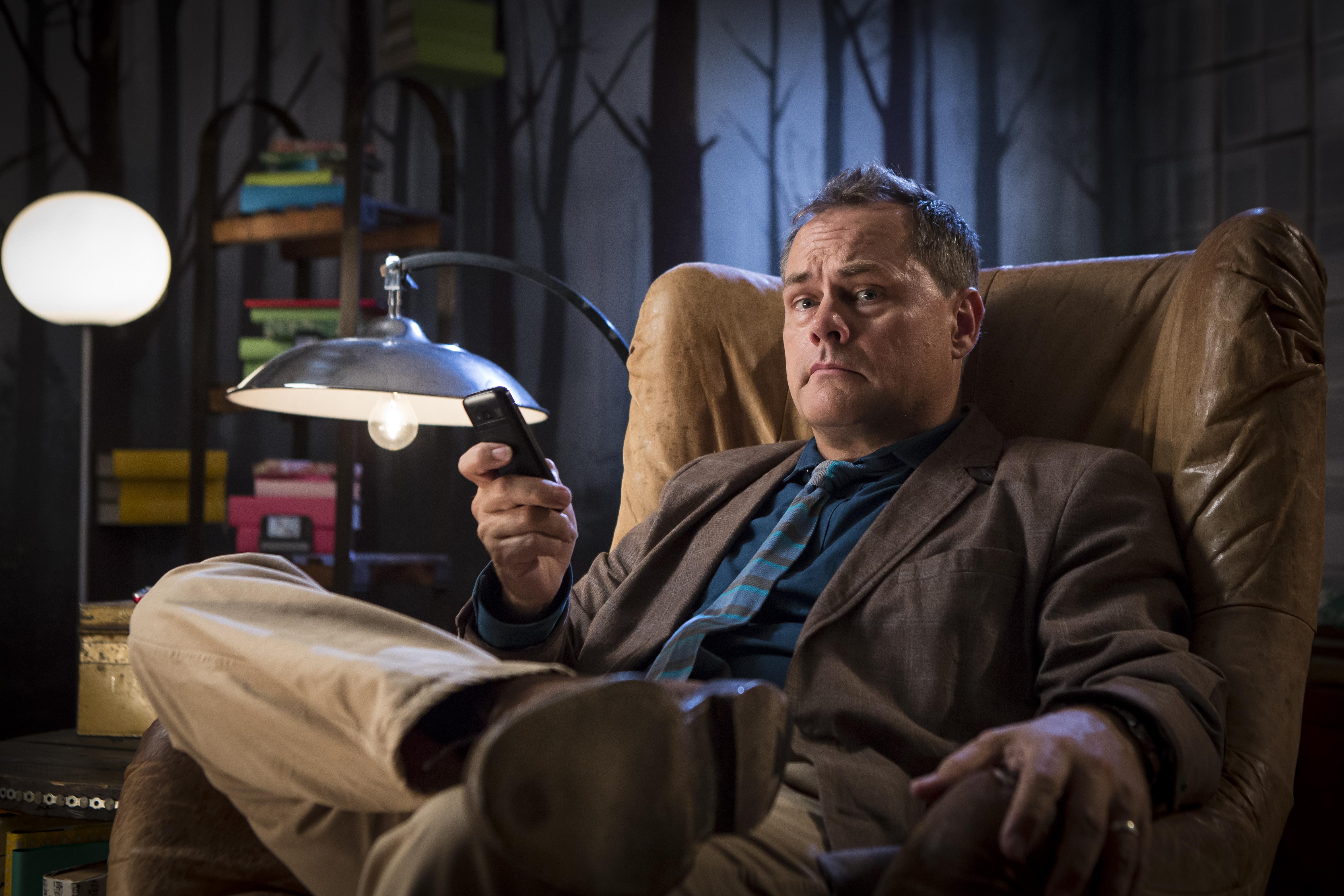 Crackanory – Episode 1: Jack Dee who reads BitterTweet