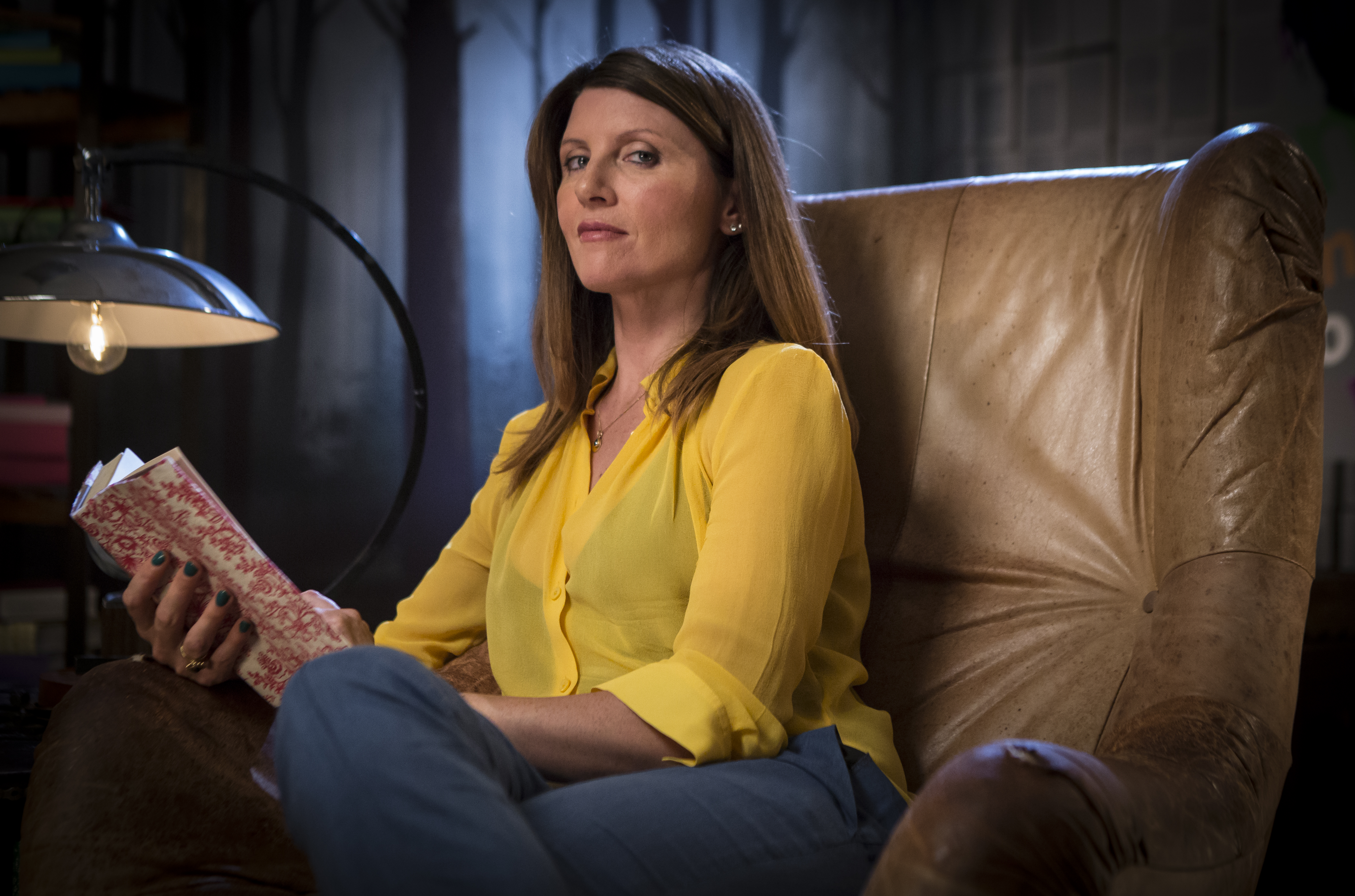Crackanory Episode 4 (Sharon Horgan who reads The Translator)