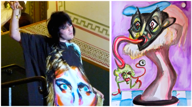 © Mog / Noel Fielding / Hooligan Art Dealer
