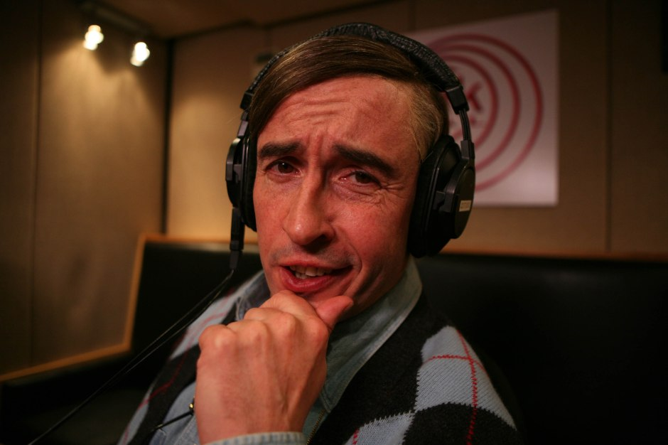 Alan Partridge Mid Morning Matters