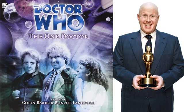 Left: © Big Finish | Right: © BBC