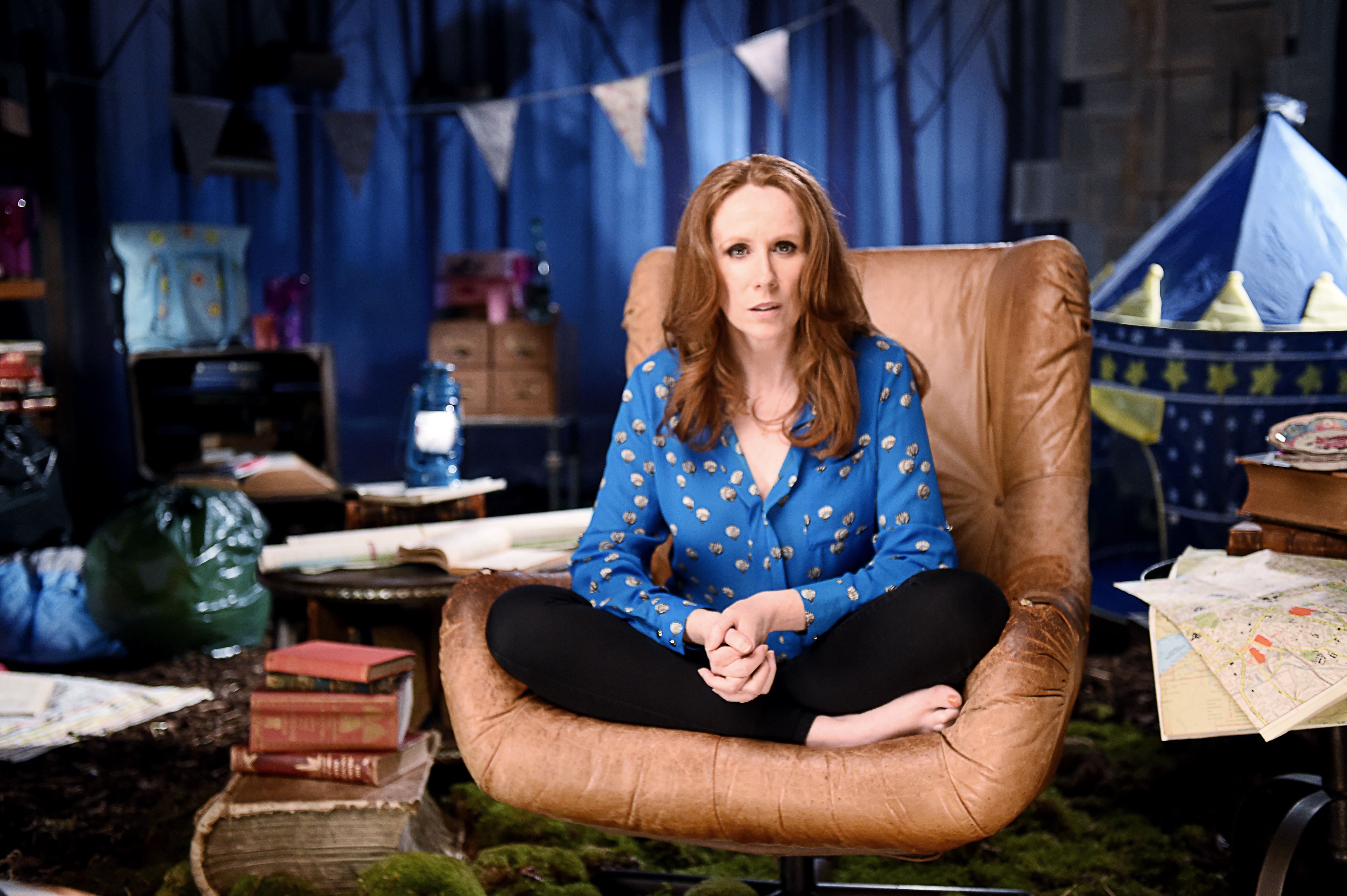 Crackanory – Series 3 – Episode 02 – Catherine Tate