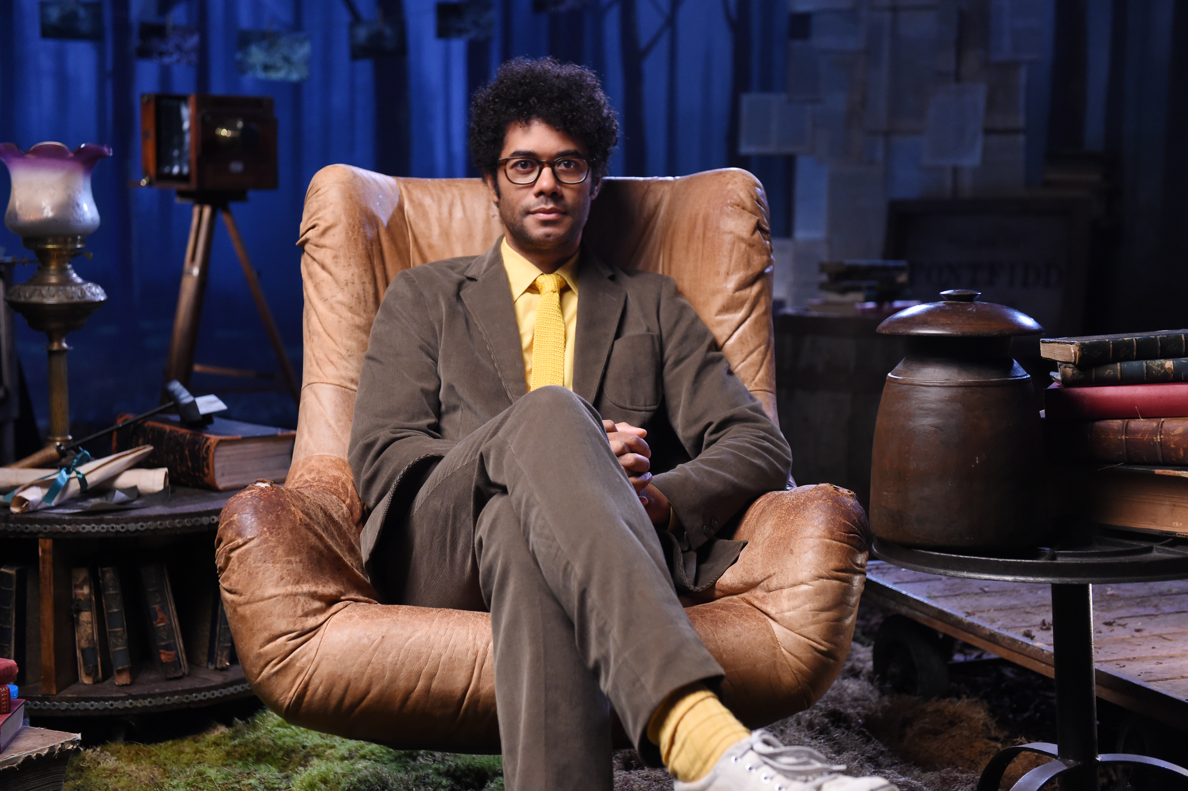 Crackanory – Series 3 – Episode 02 – Richard Ayoade