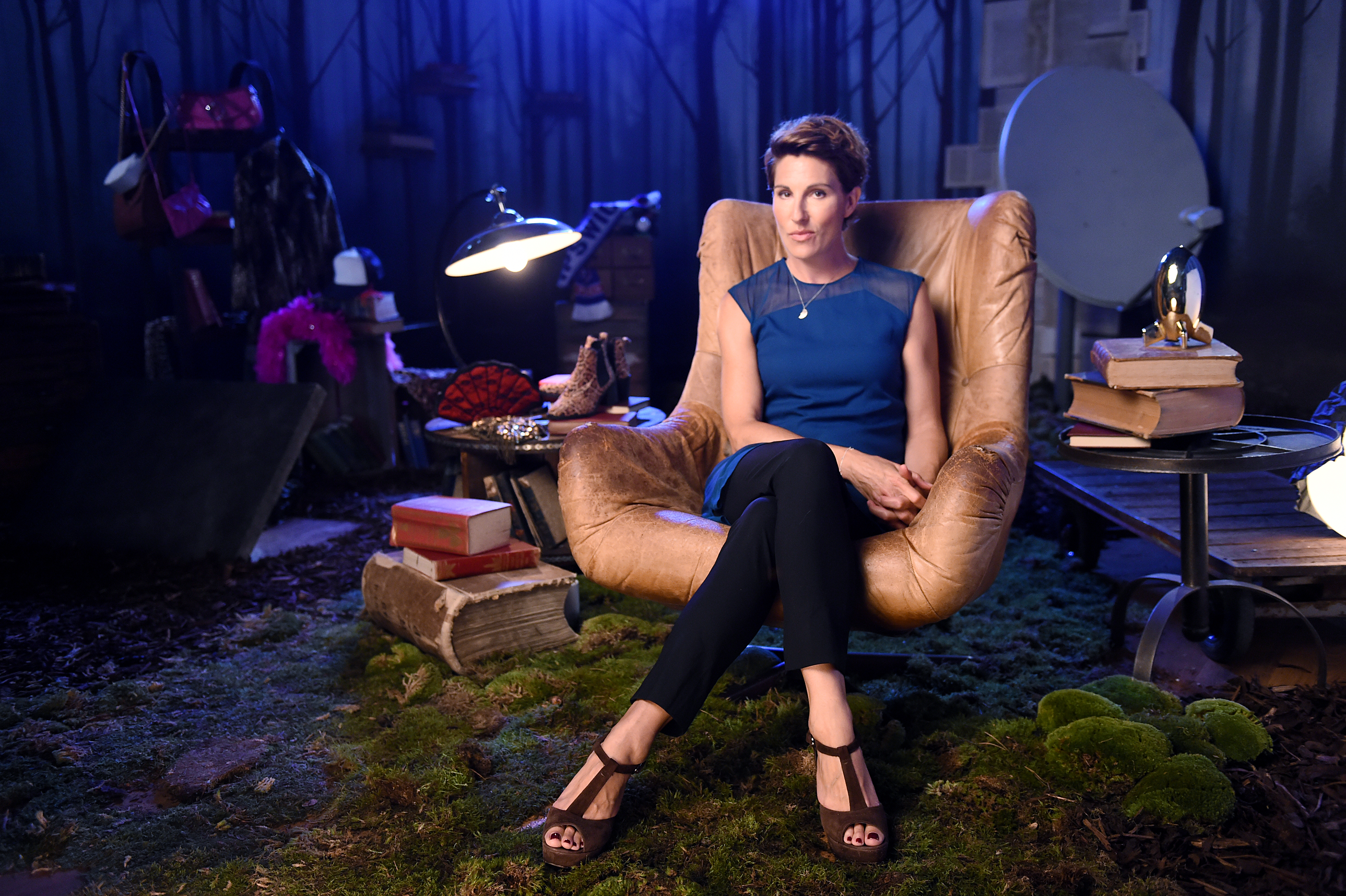 Crackanory – Series 3 – Episode 06 – Tamsin Greig