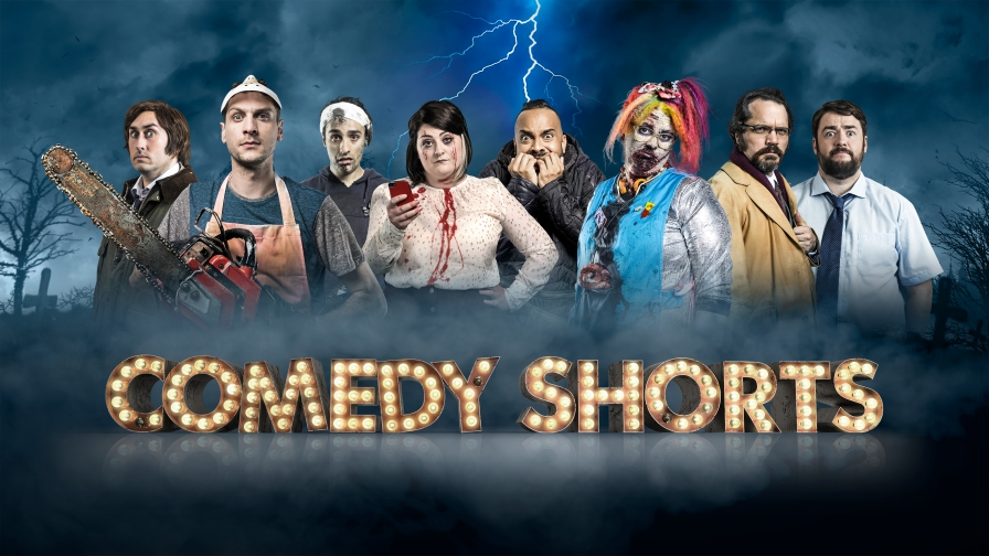 © Key Art Halloween Comedy Shorts