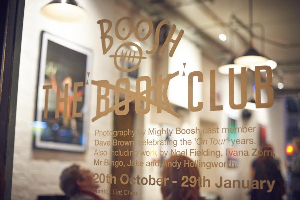 The Boosh Club