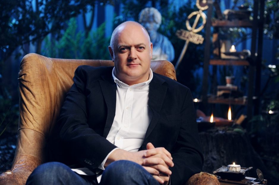 Crackanory S4 Episode 1 - Dara O Briain - A Close Shave