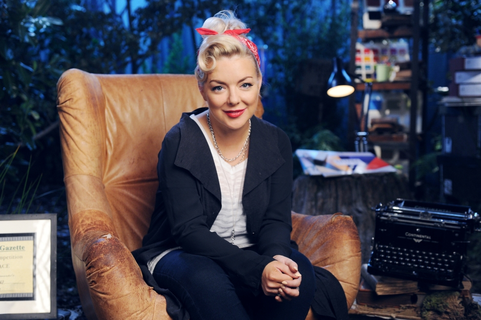Crackanory S4 Episode 2 - Sheridan Smith - Living with a Lie