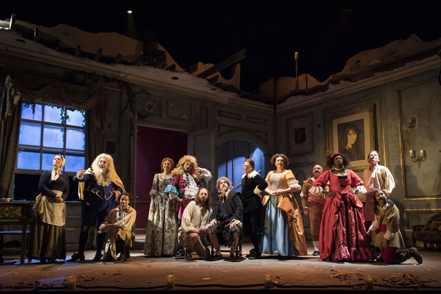 The-cast-of-The-Miser-at-the-Garrick-Theatre.-Credit-Helen-Maybanks.
