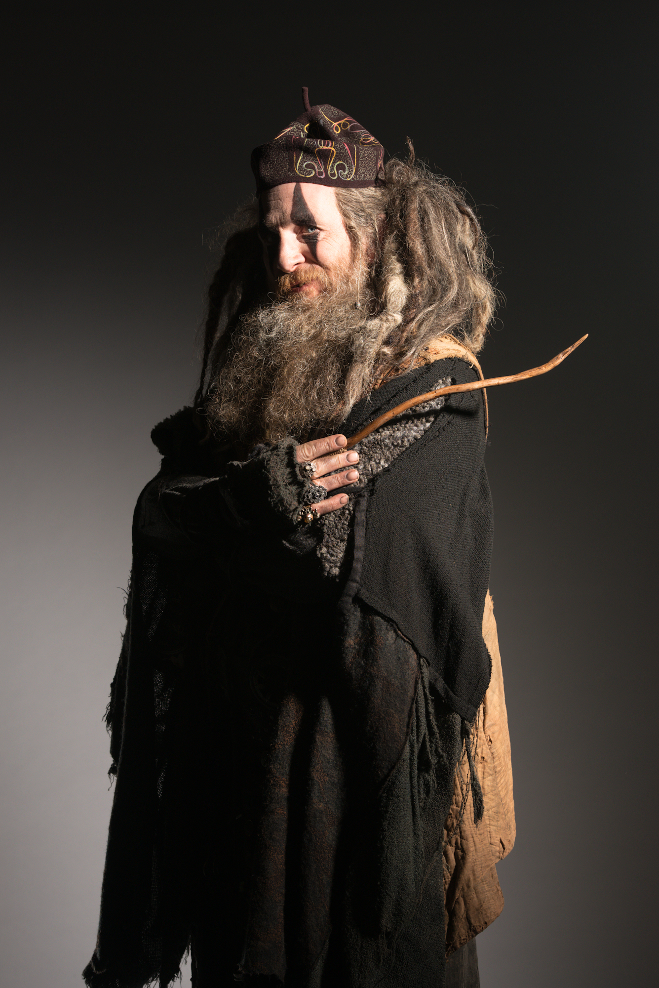 Zapped S2Picture Shows: Paul Kaye as Howell