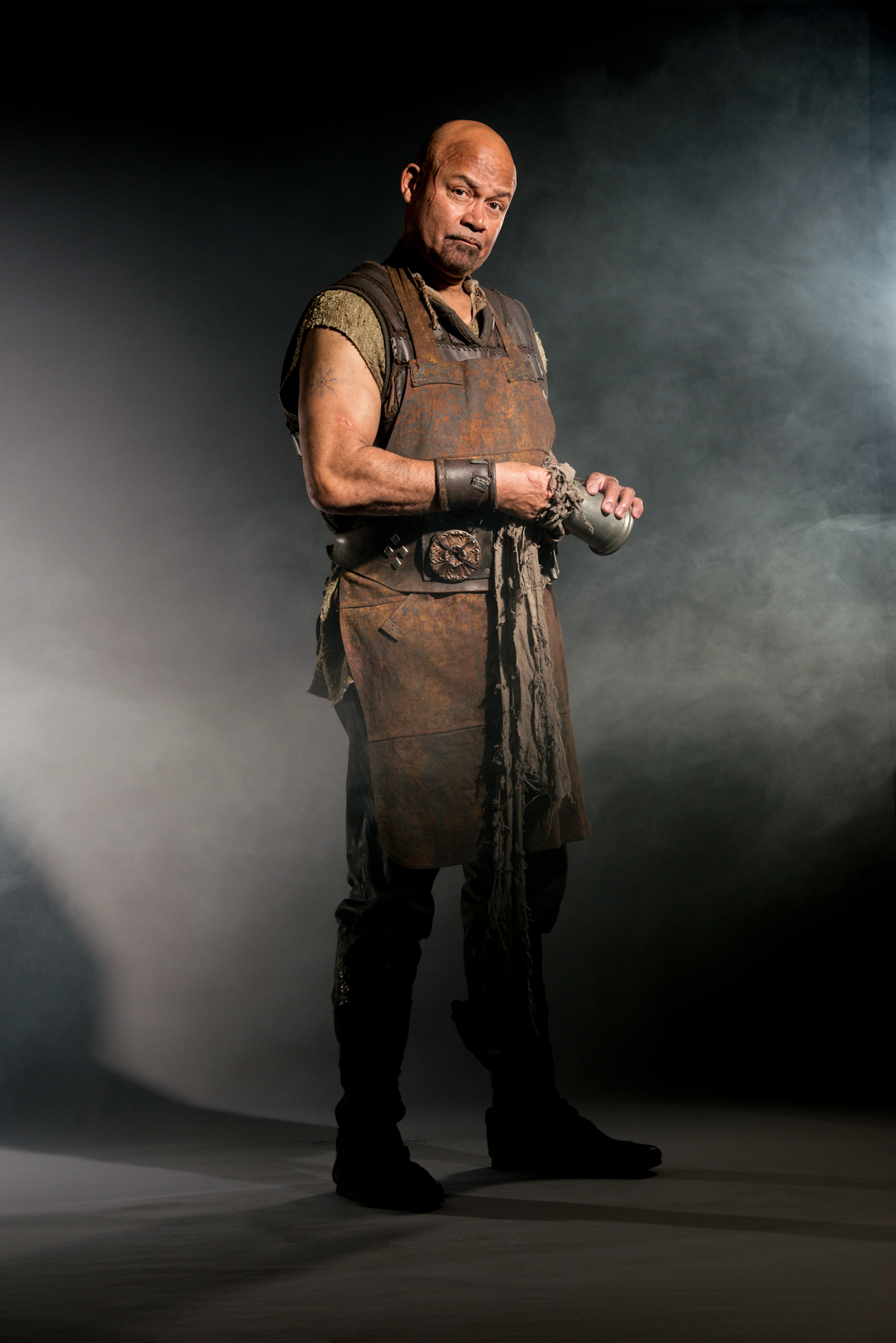 Zapped S2Picture Shows: Louis Emerick as Herman