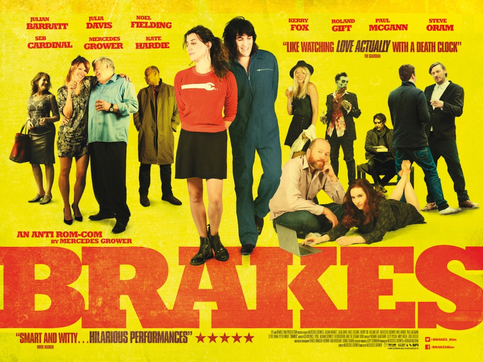 Brakes quad poster